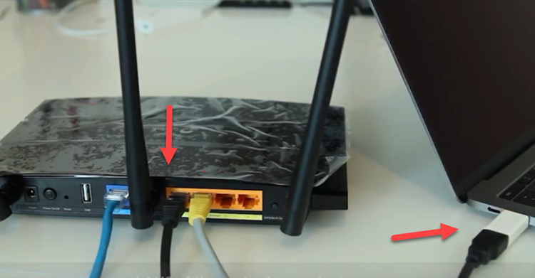 Motorola router