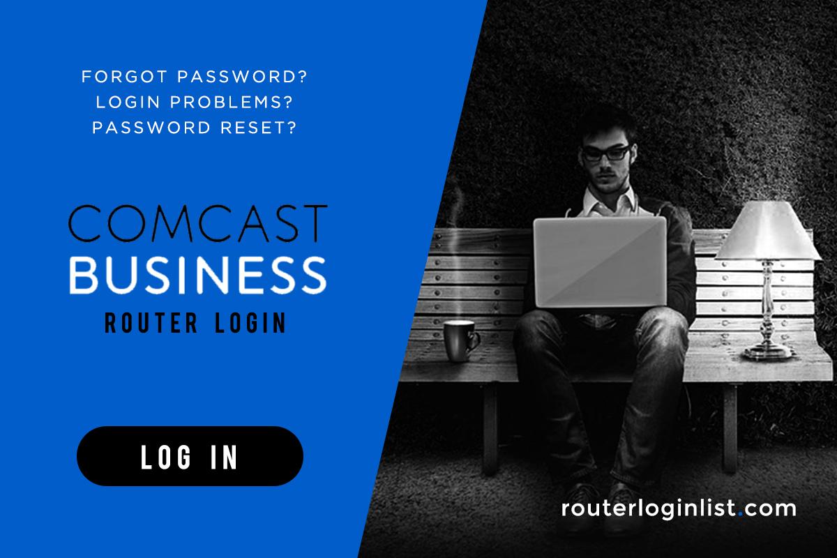 comcast business router