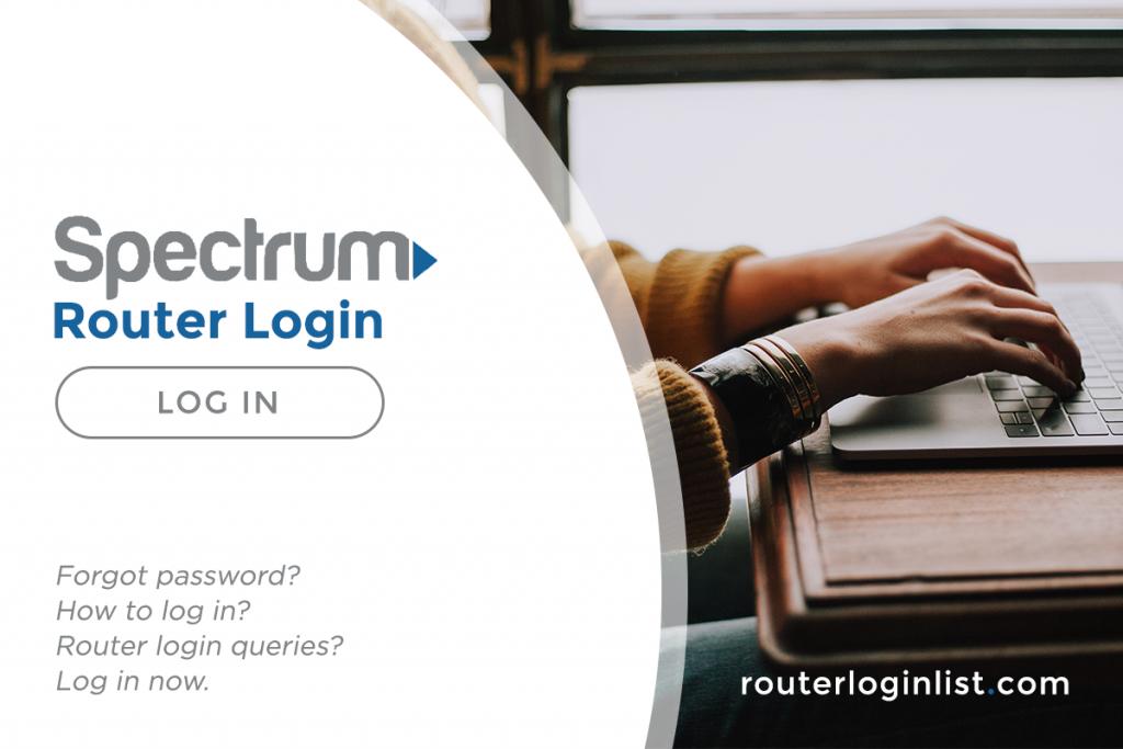 spectrum router