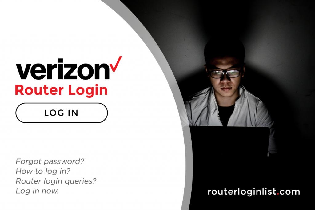 Verizon Router Login
