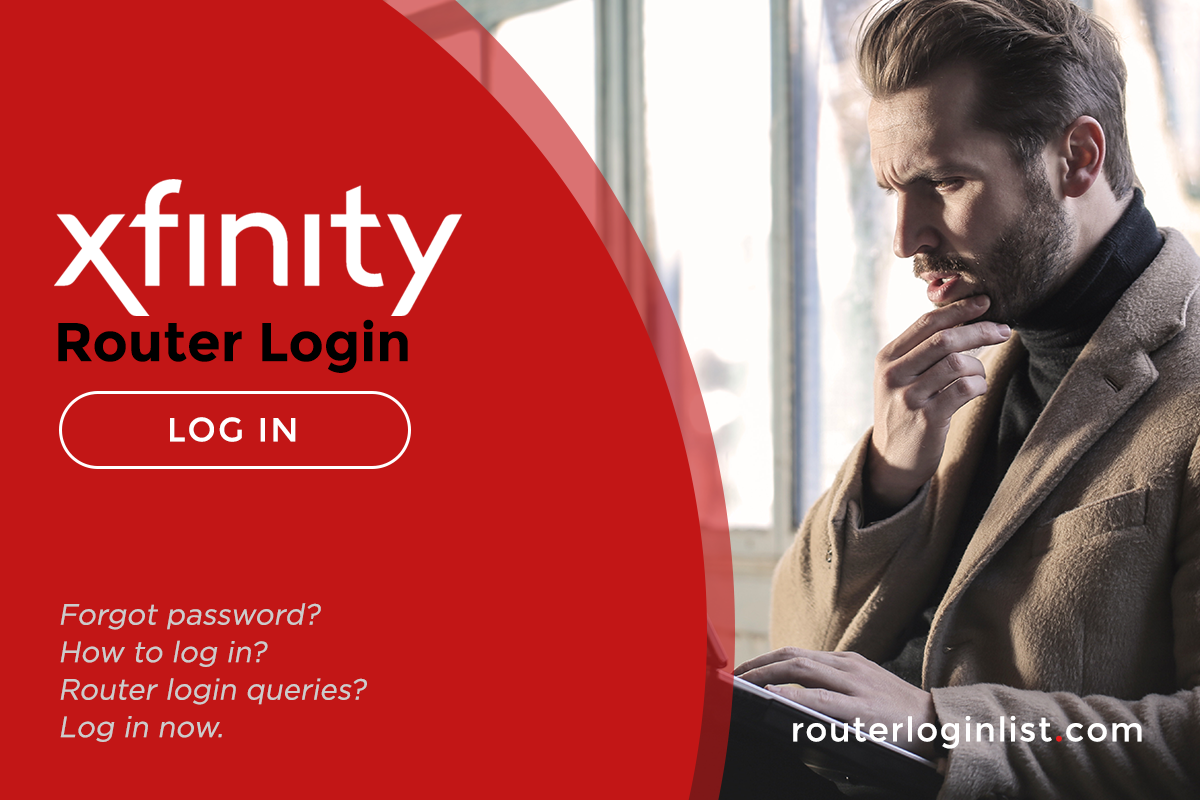 XfinityRouterLogin