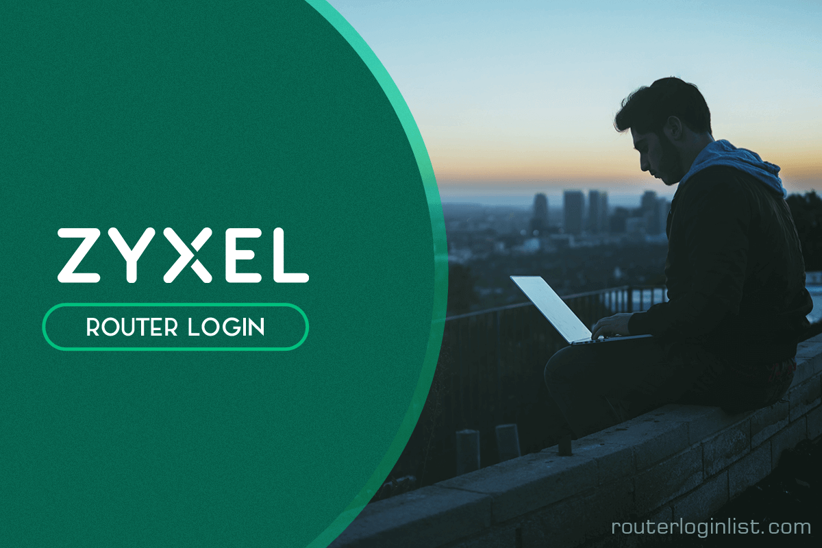 zyxel router login